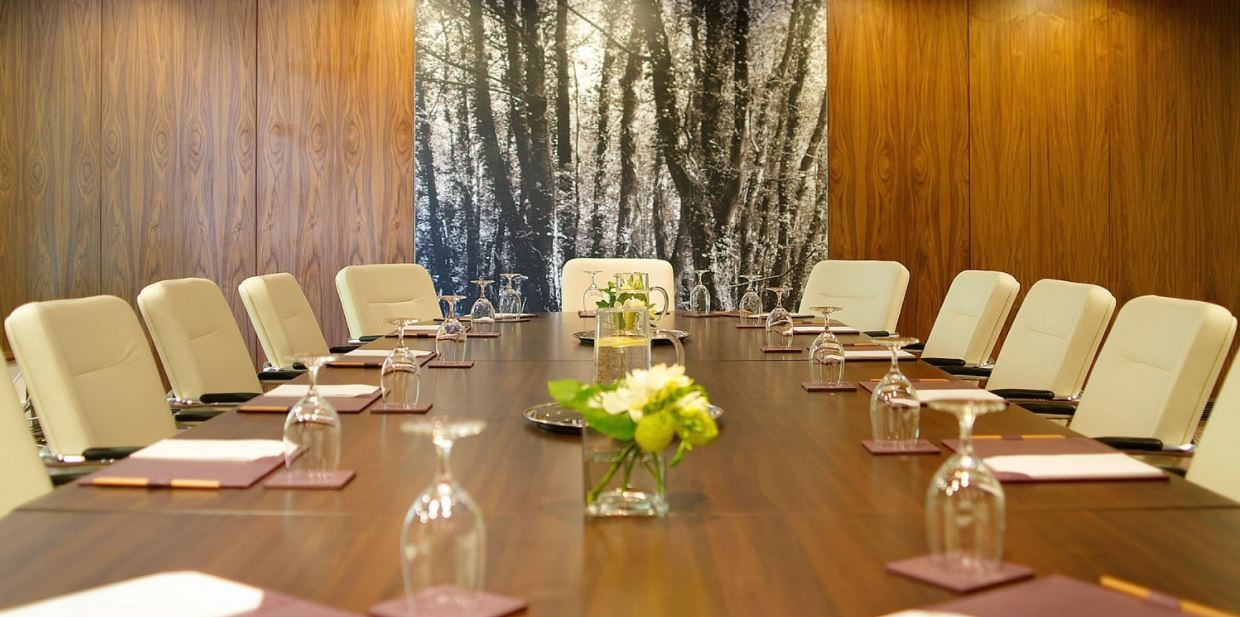 Hotel Fitout-Carton House-Conference Room