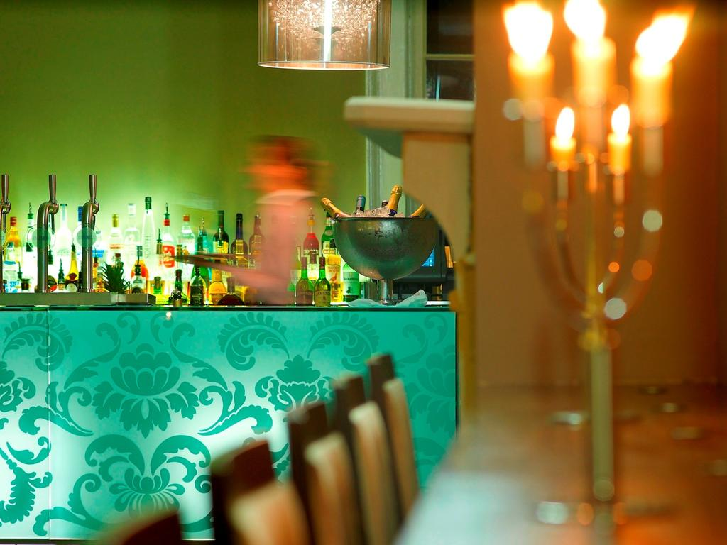 Hotel Fitout-Carton House-Kitchen Bar
