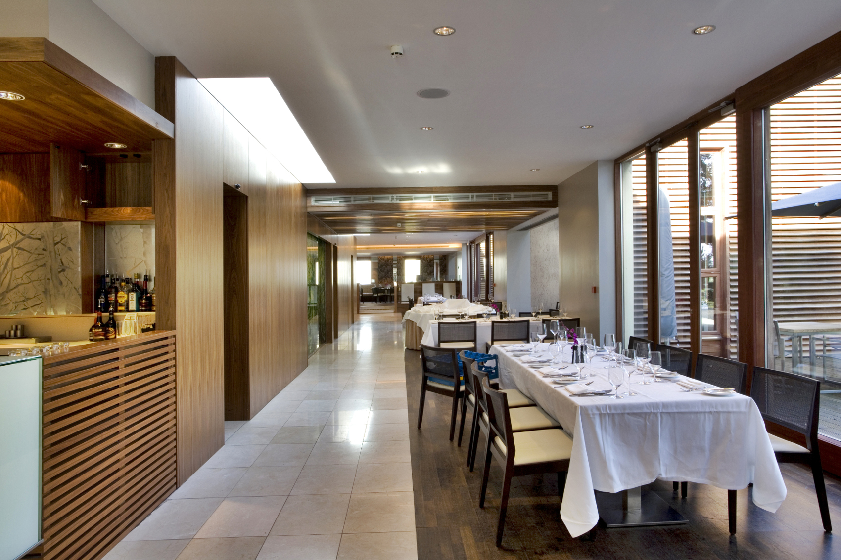 Hotel Fitout-Carton House-Restaurant