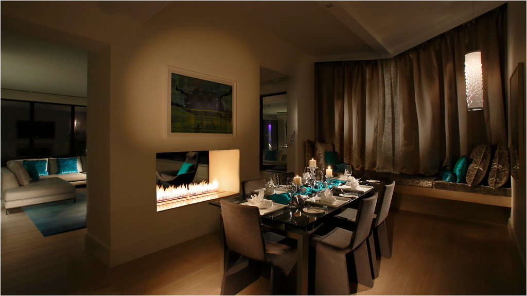 Hotel Fitout-Morrison Hotel-Penthouse Dining