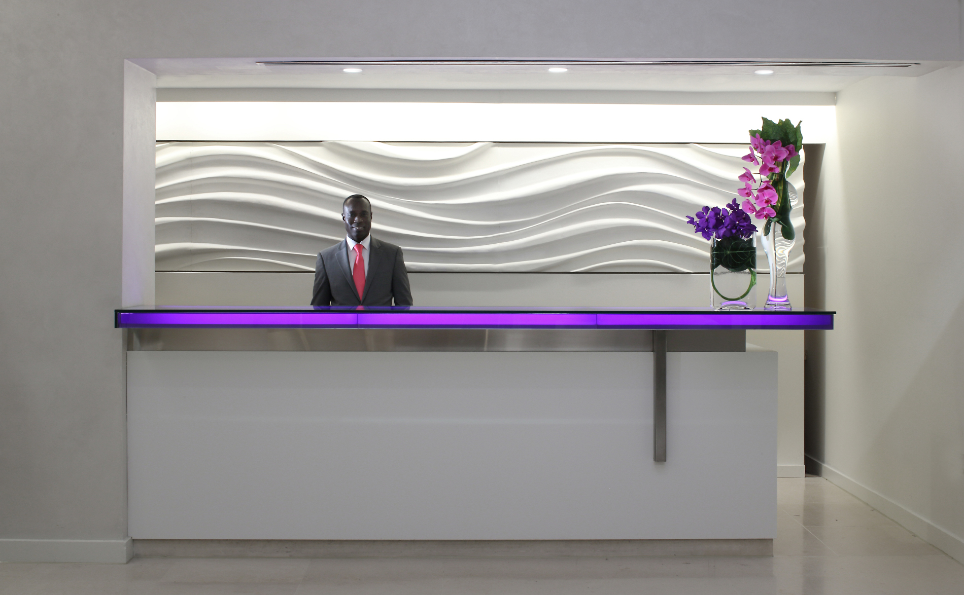 Hotel Fitout-Morrison Hotel-Reception