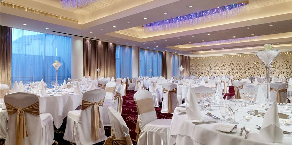 Hotel Fitout-Sheraton Athlone-Function Room