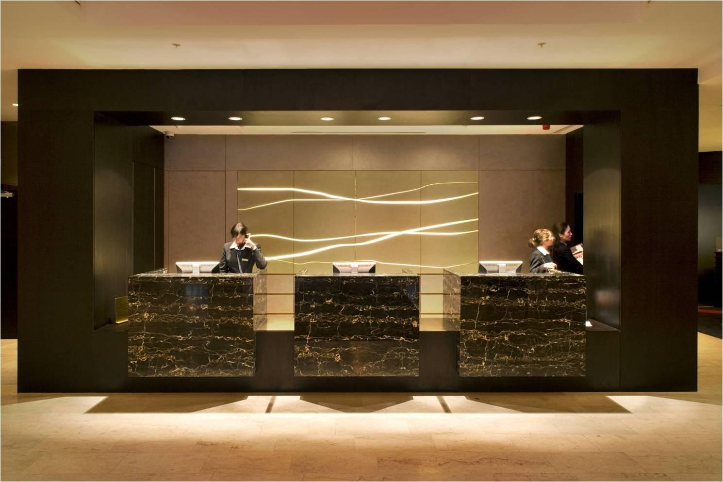 Hotel Fitout-Sheraton Athlone-Reception
