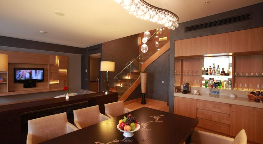 Hotel Fitout-Sheraton Moscow-Suite Donstairs 2
