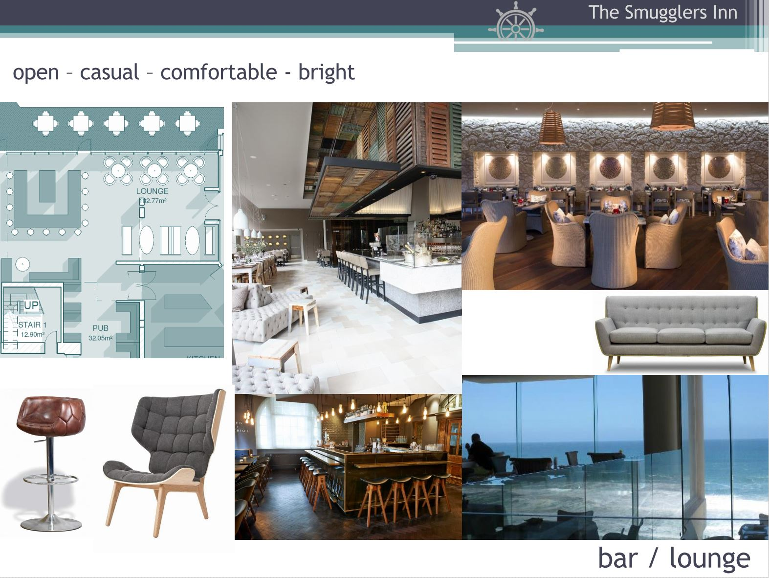 Hotel Fitout-Smugglers Inn-Mood Board Bar