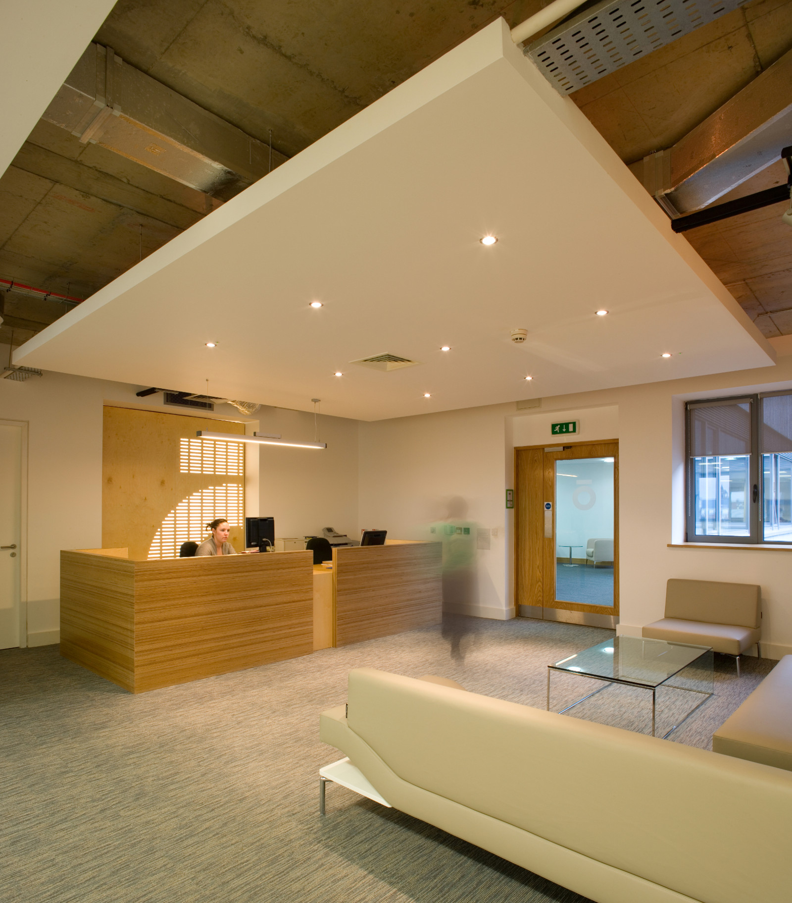 Office Design_architect practice_reception1
