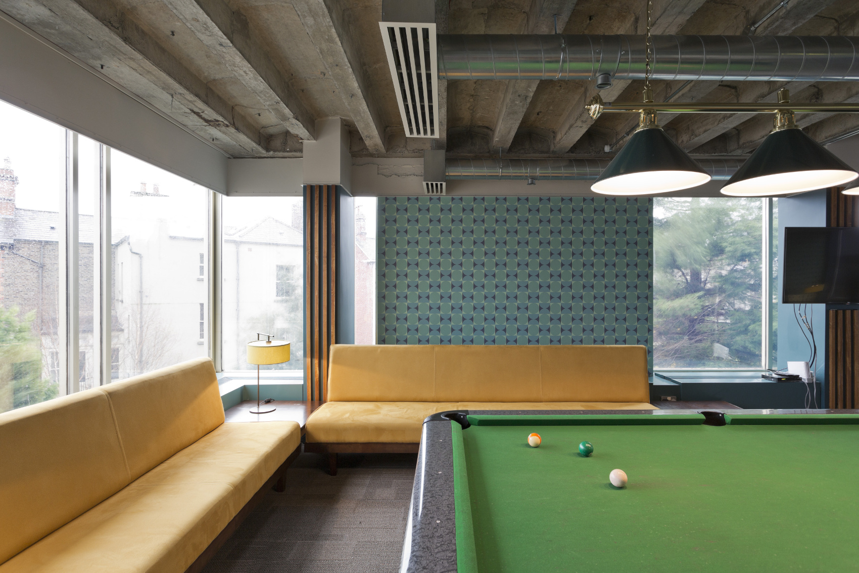 Office Fitout-CurrencyFair-Games Room 2