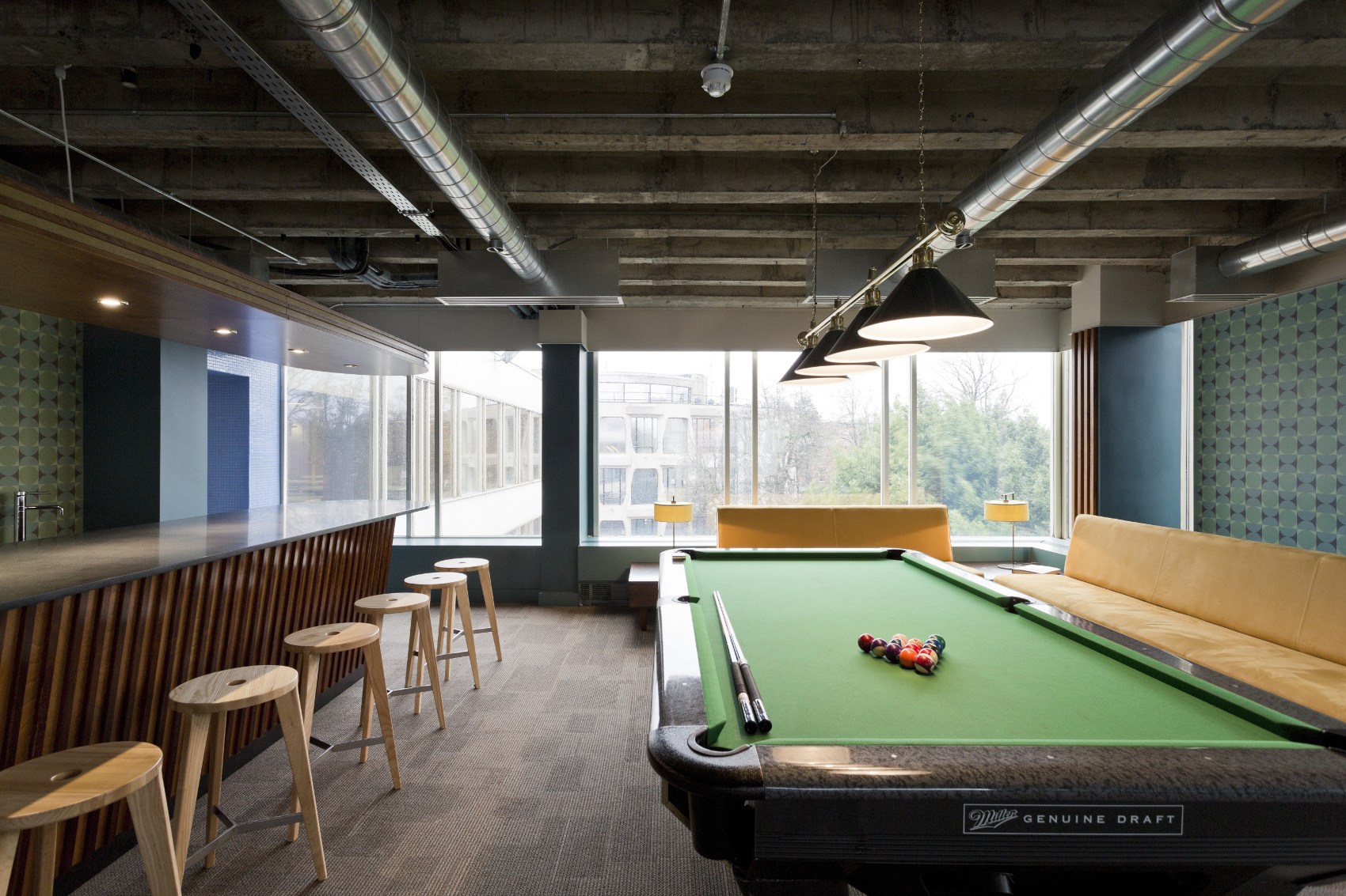 Office Fitout-CurrencyFair-Games Room