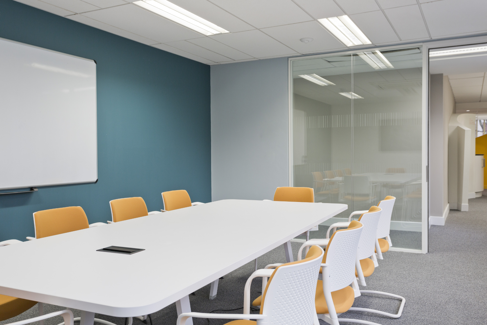 Office Fitout-CurrencyFair-Meeting Room