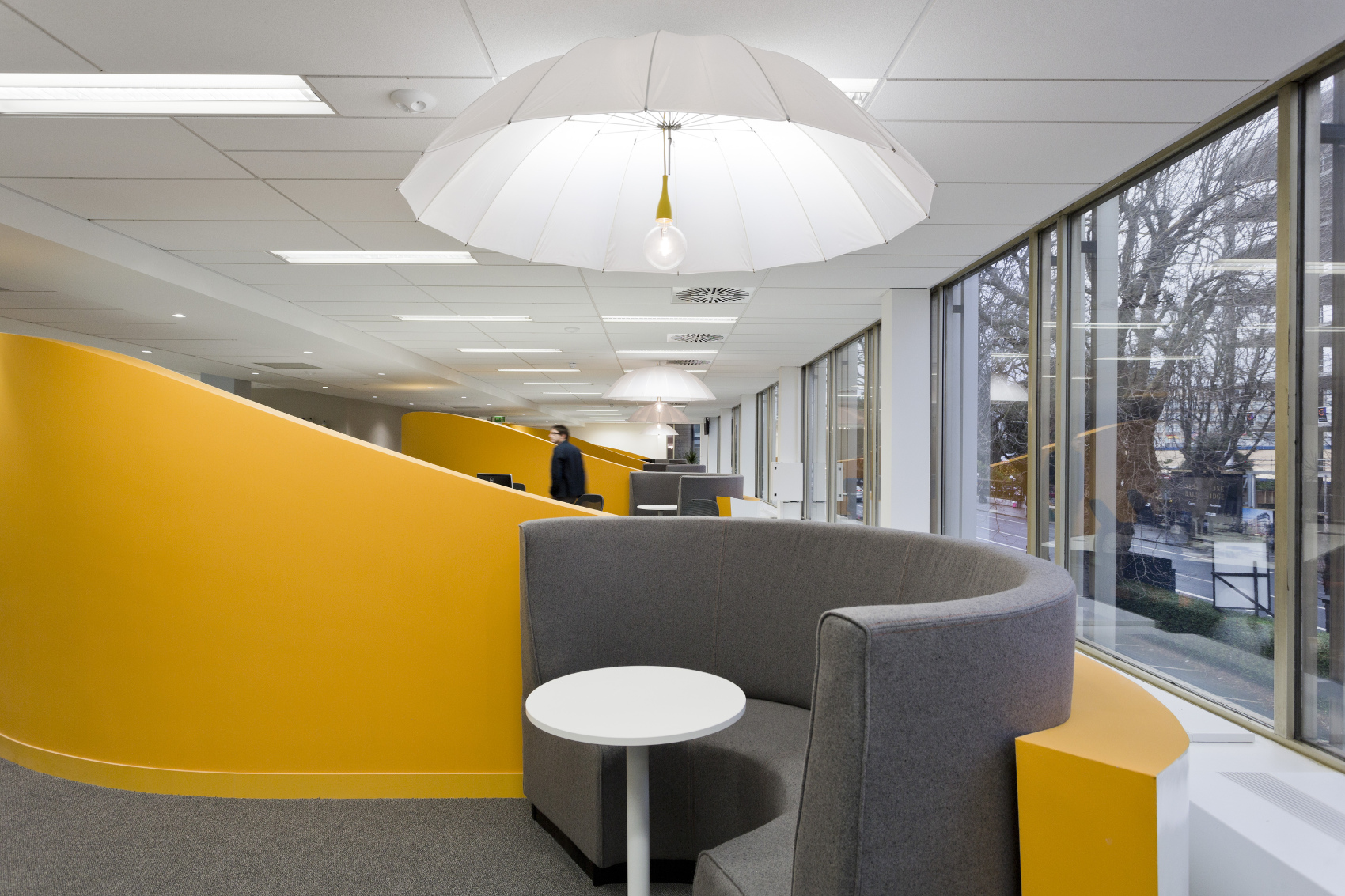 Office Fitout-CurrencyFair-Team Booths