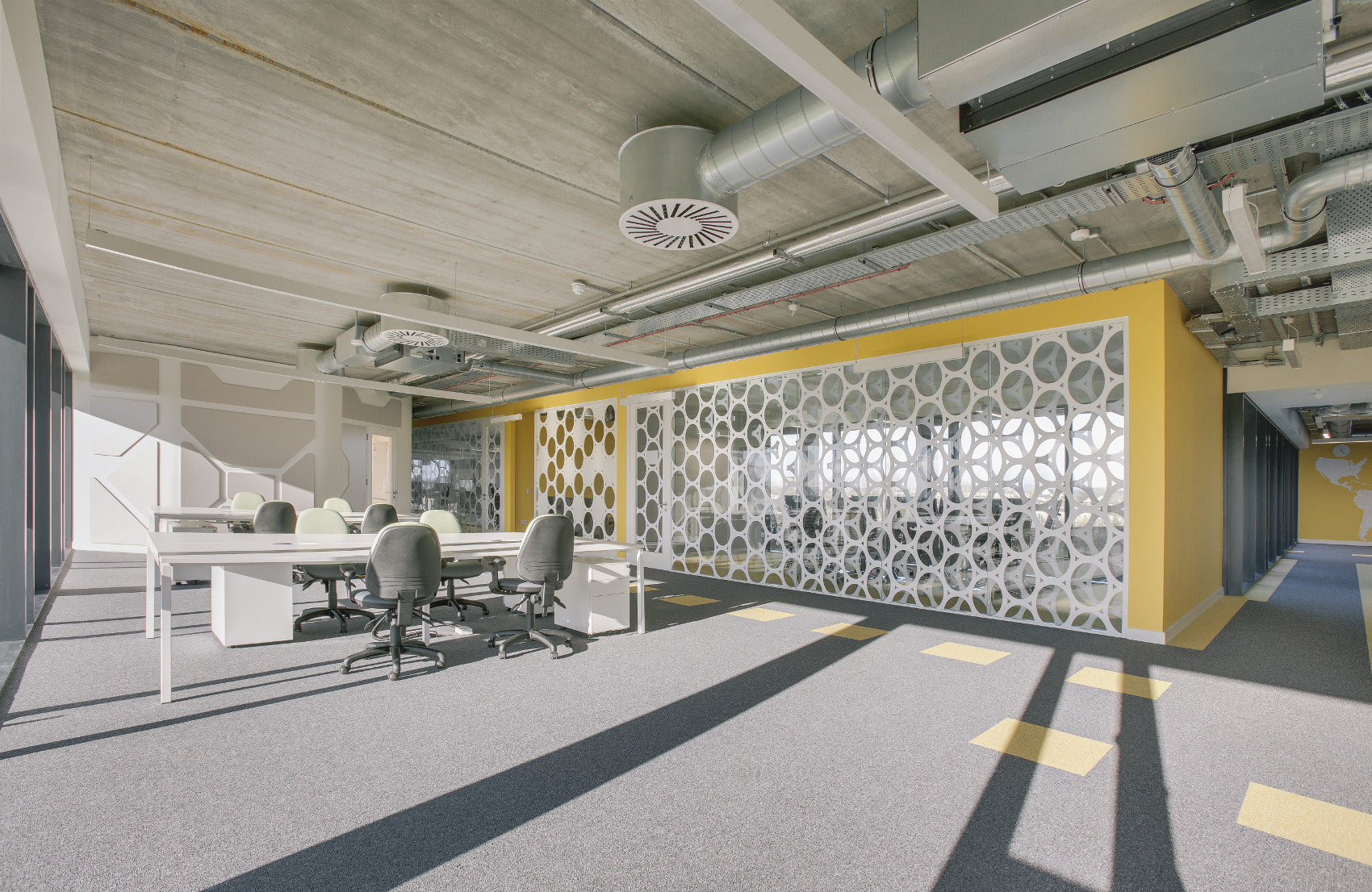 Office Fitout-Vistamed-Open Plan