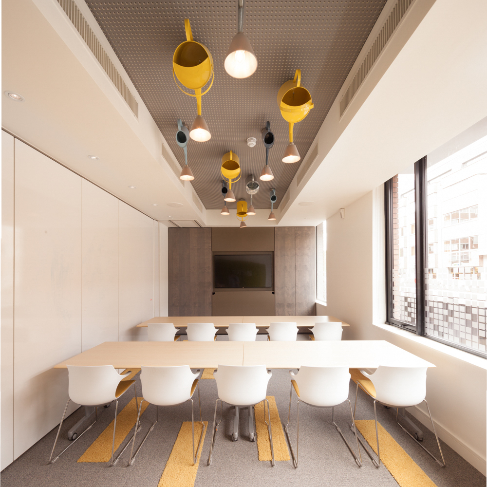 Office fitout -Liferay-board room