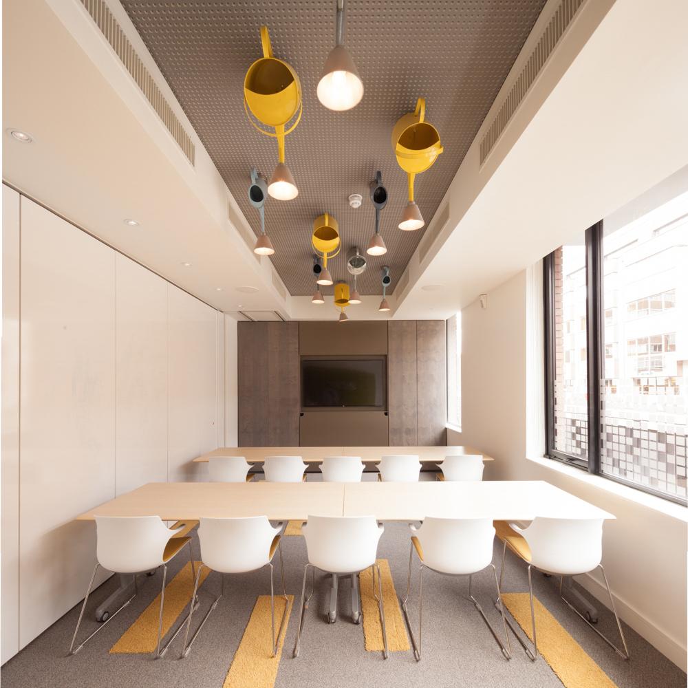 Office fitout -Liferay-board room