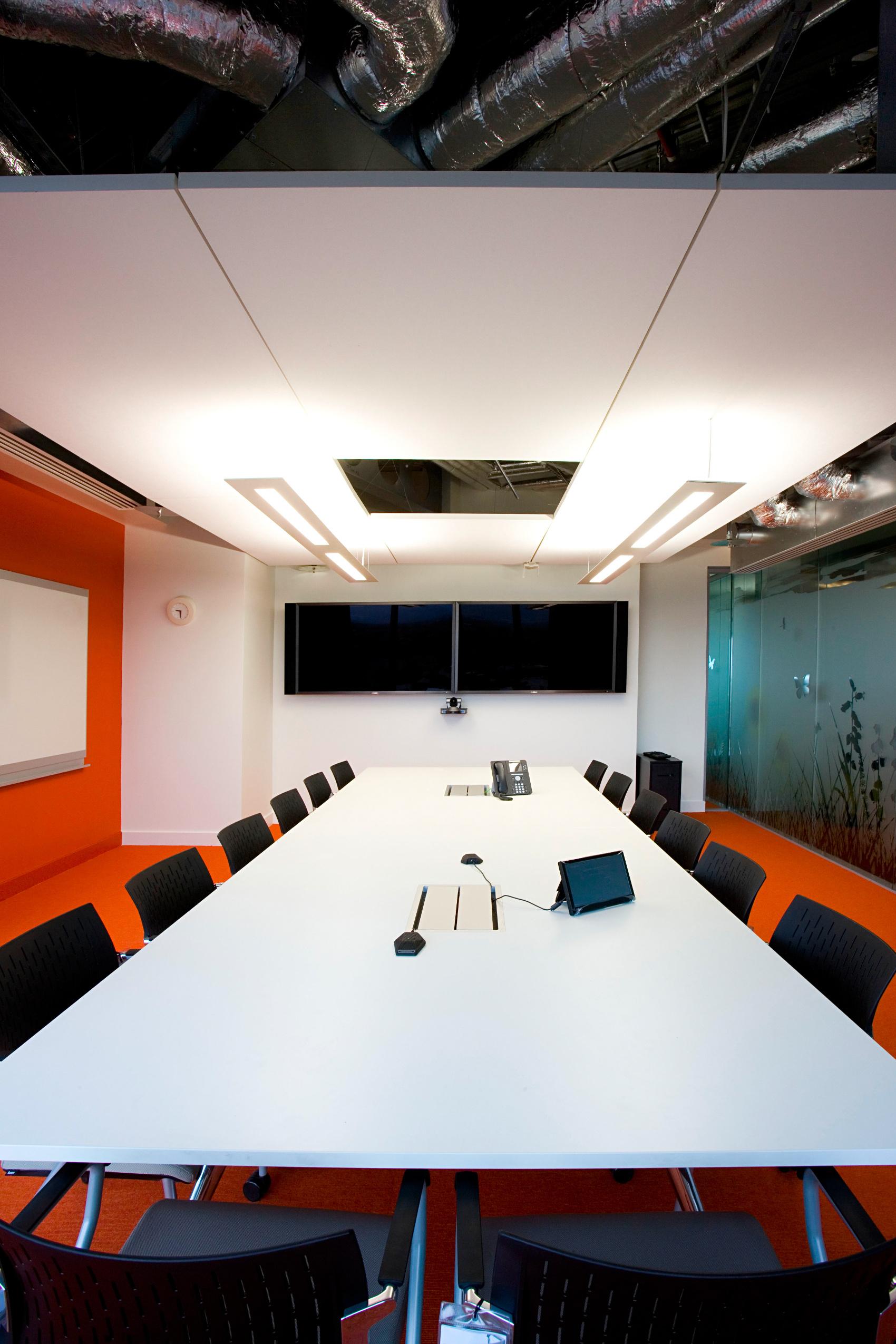 OfficeFitout_Google Docks Dublin-Meeting Room