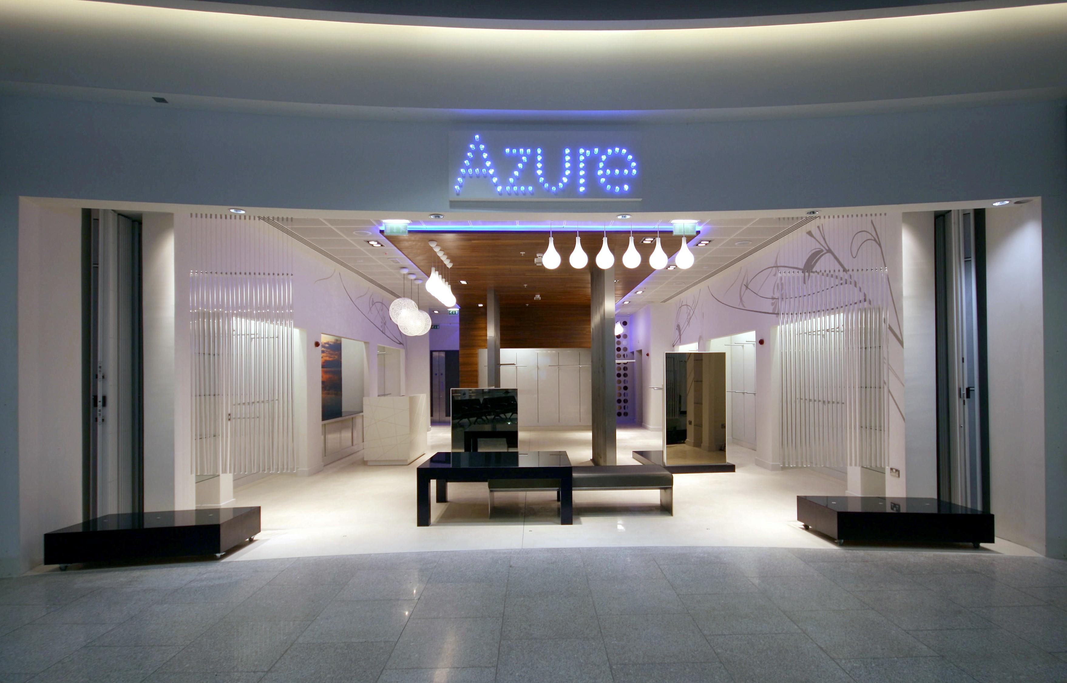 Retail Fitout-Azure Dublin Airport-Shop Front