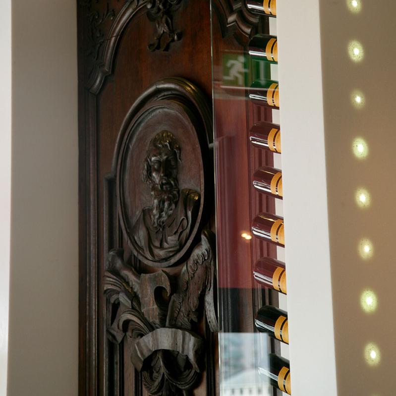 Retail Fitout-Cafe Bar H-Detail 1