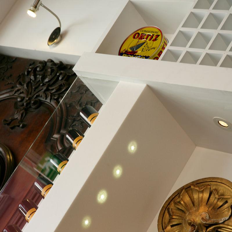 Retail Fitout-Cafe Bar H-Detail 3